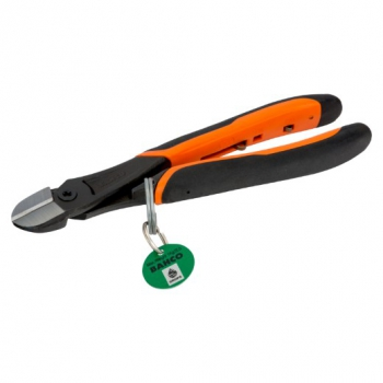 Alicates de corte diagonal «heavy duty» ERGO™ con anillo de seguridad TAH21HDG