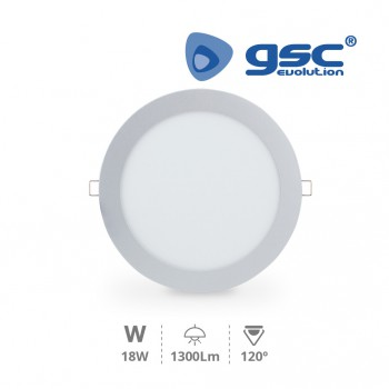 Downlight empotrable LED Olimpia (Ø220x13mm) Ref. 201000026-201000027