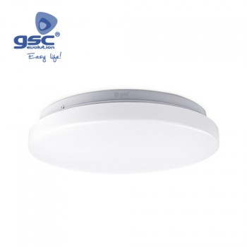 Plafón techo LED Mond (Ø290x65mm) Ref. 000705342-000705343