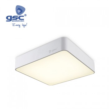 Plafón techo LED Cubet (600x600x100mm) Ref. 000704792