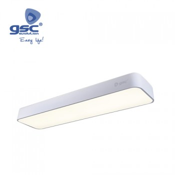 Plafón techo LED Estelar (1100x730x320mm) Ref. 000704794