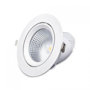 Downlight empotrable orientable LED COB (190x130mm) Ref. 000703456