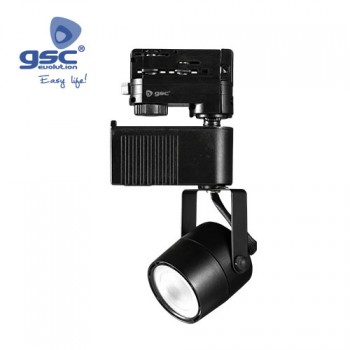 Foco carril 3 fases LED Ref. 000705329-000705330