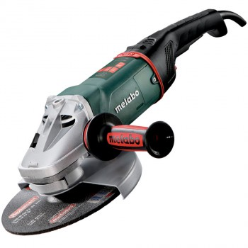 AMOLADORA ANGULAR DE 2200 VATIOS METABO Mod. WE 22-230 MVT