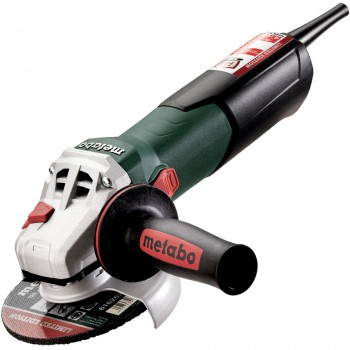 AMOLADORA ANGULAR DE 1550 VATIOS METABO Mod. WE 15-125 QUICK Limited Edition