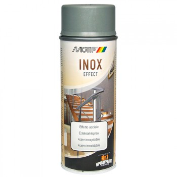 SPRAY EFECTO ACERO INOXIDABLE MOTIP Ref. 393969